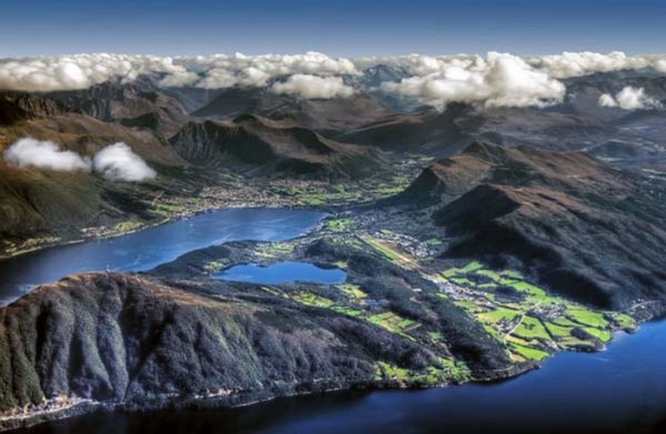 awesome pictures taken from the Air