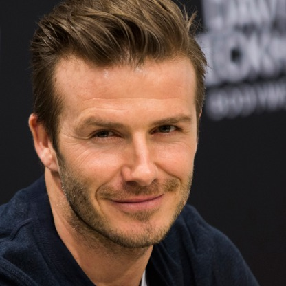 ... david beckham was born on 2nd may 1975 in london david beckham is