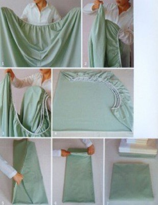 how-to-fold-sheet