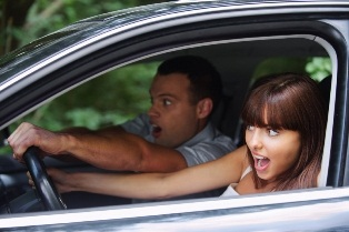 BEWARE-A-Female-is-driving-13