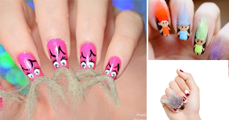 Furry Nails Latest And Weirdest Nail Art Trend 10 Photos